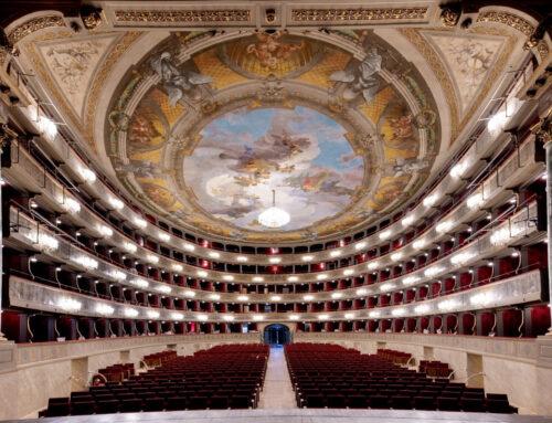 """""""D'incanto"""": la riapertura del Teatro Donizetti di Bergamo dopo il restauro"""