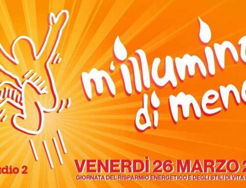 """La Fondazione Teatro Donizetti aderisce a """"M'illumino di meno"""""""