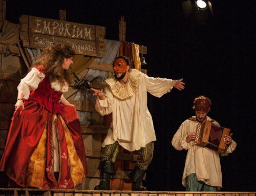 Romeo e Giulietta. L'amore è saltimbanco di Stivalaccio Teatro