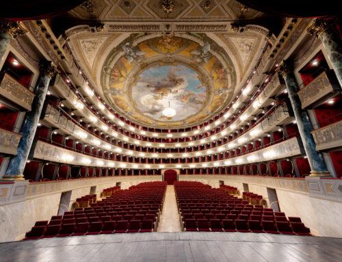 """""""D'incanto"""": inaugurazione del Teatro Donizetti di Bergamo dopo il restauro"""